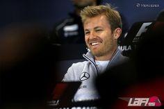 Nico Rosberg el más rápido en los entrenos libres del GP de Rusia