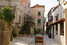 Stari Grad, Island of Hvar, Croatia