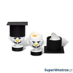Podstawka na jajko PO: Trendy profesor 750
