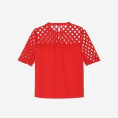 Top Edge - Tops & Chemises - Sandro-paris.com