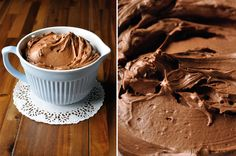 How to Make Perfect Chocolate Buttercream
