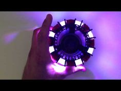 Guy Proposes to Girlfriend With Ring encased in Modded Iron Man Arc Reactor
