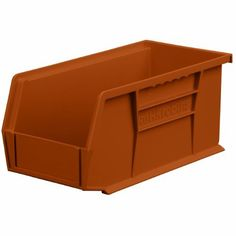 Akro-Mils 30230 RECYTC 11-Inch by 5-Inch by 5-Inch EarthSaver Recycled Plastic Stacking Hanging Akro Bin, Terra Cotta, 12-Case by Akro-Mils. $62.38. From the Manufacturer                Akro-Mils introduces the EarthSaver Series -AkroBins in 5 sizes and Shelf Bins in 6 sizes made from 100-Percent recycled material in 3 color options. The 30230 EarthSaver offers a choice in storage and organization products! AkroBins optimize your storage space. Control inventories, shorten ...