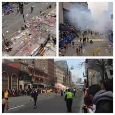EVREYONE THIS IS EXTREMELY IMPRTANT. PAY ATTENTION. REPOST. MKAE SURE YOU ARE SAFE. THERE HAVE BEEN THREE BOMBINGS IN BOSTON AND I WANT TO MAKE SURE EVERYONE IS SAFE. thhey were t the Boston marathon and be safe if you are in Boston. IF YOU LIVE NEAR WEST 16 STREET IN NYC LEAVE ASAP NEW BOMB THREAT AT THAT LOCATION RT PLEASE SPREAD THIS PLEASE. CALL 617-222-1212 IF U SEE ANY SUSPICIOUS ACTIVITY PLEASE JUST RT THIS IS EXTREMELY IMPORTANT. IF YOU ARE LOOKING FOR A FAMILY MEMBER CALL 6176354500