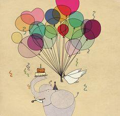 Children Book Illustration by Nazanin Kani, via Behance