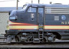 RailPictures.Net Photo: NP 7006D Northern Pacific Railway EMD F9(A) at Spokane, Washington by Doug Wingfield