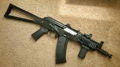 M13 with SH-1 shim set on an AKS-74U - Поиск в Google
