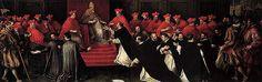 EL 22 DE DICIEMBRE DEL AÑO DEL SEÑOR DE 1216, SS. HONORIO III APRUEBA LA ORDEN DE FRAILES PREDICADORES
