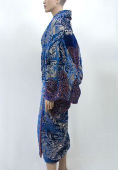1920s Clothing at Vintage  Beaded evening coat