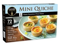 Frozen snacks and meals for every day and any occasion! Www.cuisineadventures foods.com