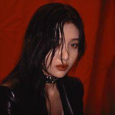 Seulgi, Red Aesthetic, Kpop Aesthetic, My Girl, Cool Girl, Red Velvet Joy, Black Velvet, Park Sooyoung, Jennie Blackpink