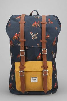 I want this Hershel Supply Co. Little America Hunt Backpack