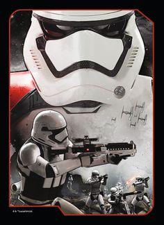Trefl-4in1-Puzzle-35-48-54-70-Teile-Star-Wars-VII-34263-Rey-BB-8-Sturmtruppen