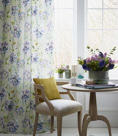 Save 32% on our Violet Clovelly Contemporary Fabric from Voyage Decoration. This Regular fabric is perfect for Curtains & Blinds.