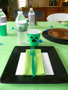 Seaside Interiors: A Fun Minecraft Party!