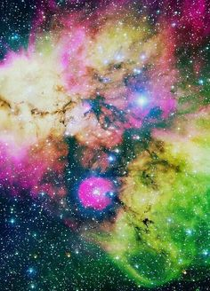 Cosmic Neon Explosion