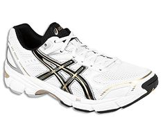 ASICS Mens Gel180 TR CrossTraining ShoeWhiteBlackGold75 M US ** Find out more about the great product at the image link.(This is an Amazon affiliate link and I receive a commission for the sales)