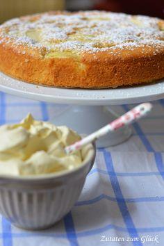 schneller Apfelkuchen #ichbacksmir #apfelkuchen #apfel #apple