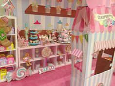 Candy / Sweets / Dessert Birthday Party Ideas | Photo 1 of 39 | Catch My Party