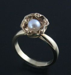 Oyster Ring