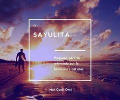 #Sayulita  Un pequeño paraíso adornado por la hermosura del mar.   Síguenos a través de: Google+: +MahCualliOhtli Instagram: @mahcualli Facebook: MahCualliO Twitter:@MahCualliO