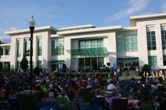 Concerts in the Park Sponsored by: The Arts Council / Every Monday at 6:30PM from now through 4 August / Location: Big Spring Park in downtown Huntsville