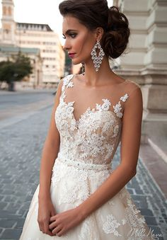 Jeneva wedding dress from MillaNova