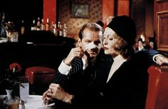 Jack Nicholson and Faye Dunaway in Chinatown directed by Roman Polanski, 1974