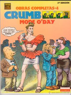 Robert Crumb - Obras Completas - 4 · Mode O'Day (2ª edición) - Foto 1