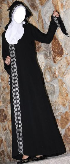 Abaya Burka Style in Saudi Arabia and Pakistan India