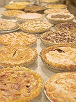 All-American Apple Pie recipe