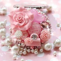 pink make-up mirror #weenfashion