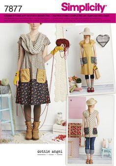Alternatives Kleid und Tunika