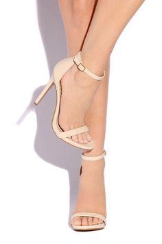 Elite Affair - Nude - Lola Shoetique