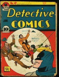 nice Detective Comics (Jan DC) Golden Age Batman and Robin! Batman Tv Show, Batman Comic Books, Batman Comics, Batman Detective, Detective Comics, Batman And Superman, Batman Robin, Crimson Avenger, Batman Story
