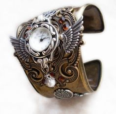 Easy  Cuffs Wings of Time