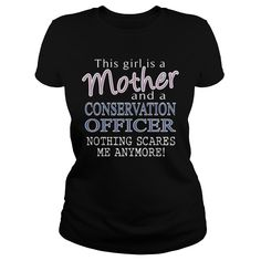 (Tshirt Like) CONSERVATION OFFICER-mother [Tshirt Sunfrog] Hoodies, Funny Tee Shirts