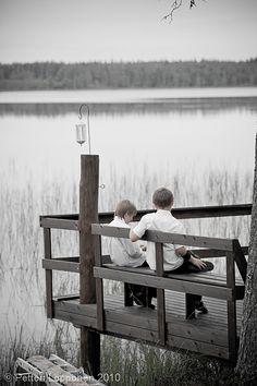 #wedding #summer #lake image by Petteri Löppönen
