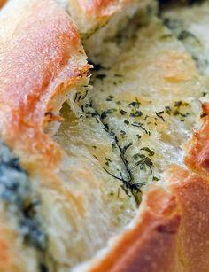 Ausgefallene Baguettes - 6 originelle Rezepte  #baguettes, food, #tasty, #cooking