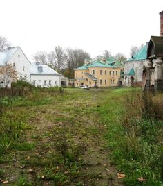 Maison Prichetnikov - Monastère Fiodorovsky - Pouchkine - Construit de 1913 à 1918 par l'architecte Stepan Krichinsky.
