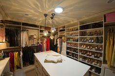 Walk-In Closet Ideas | California Closets for Jewel Walk In Closet with Island