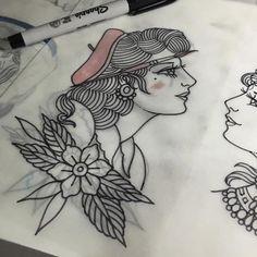Consulta esta foto de Instagram de @tradition_tattoo_brisbane • 123 Me gusta