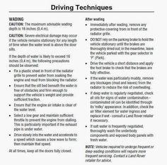 My 4x4 Freelander: Driving Techniques - Part III
