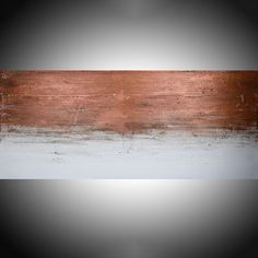 Copper Tones 2 huge abstract original copper metallic impasto abstract extra large art canvas - 48 x 20 inches Mixed-media painting by Stuart Wright Abstract Canvas Wall Art, Canvas Artwork, Wall Canvas, Mixed Media Painting, Triptych, Large Art, Lovers Art, Buy Art, Metallic