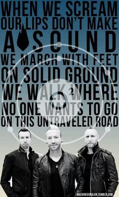 Thousand Foot Krutch - Untraveled Road