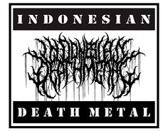 "Check out new work on my @Behance portfolio: ""INDONESIAN DEATH METAL"" http://be.net/gallery/43672321/INDONESIAN-DEATH-METAL"