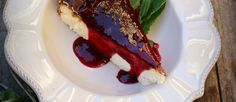 Tarta de queso con mermelada de frutos rojos - El Aderezo - Blog de Cocina