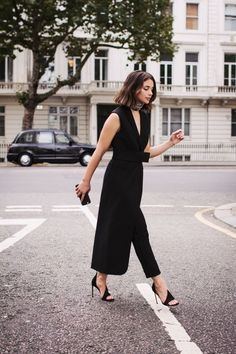 outfit by Josh Goot. Mode Ootd, Looks Street Style, Elegantes Outfit, Looks Black, Business Outfit, Girl Fashion, Womens Fashion, Style Fashion, Street Style