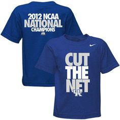 Toddler Kentucky Wildcats Champs T-Shirt