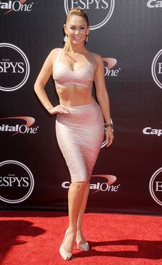 Hottest Bodies on the 2014 ESPYs Red Carpet | Kym Johnson, Dancer